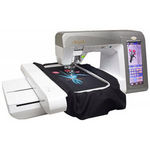 Baby Lock Ellegante Sewing Embroidery Combo