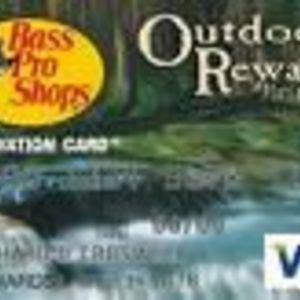 Bank of America - Bass Pro Platinum Plus Visa Card