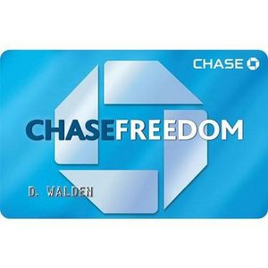 Chase - Freedom Card