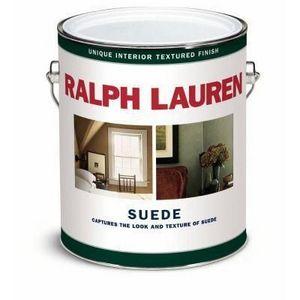 Ralph Lauren Suede Interior Paint