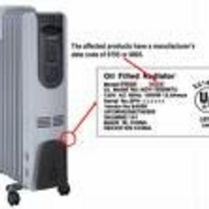 Maxi-heat Oil-filled heater