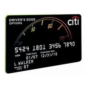 Citi - Driver's Edge Card