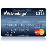 Citi - Platinum Select AAdvantage World MasterCard