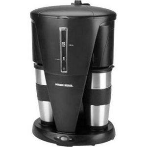Black & Decker Dual Single-Cup Personal Coffee Maker