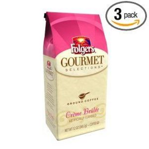 Folgers Gourmet Creme Brulee