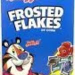 Kellogg's Frosted Flakes Cereal