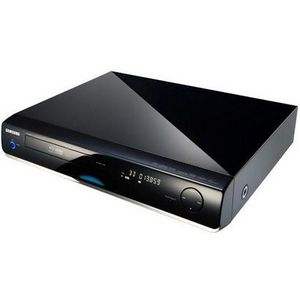 Samsung Blu Ray and HD DVD Player