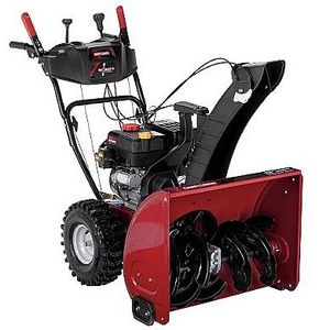 "Craftsman 26"" Dual-Stage Snow Blower"