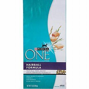 Purina ONE Special Care Adult Hairball Formula