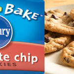 Pillsbury Create 'n Bake Chocolate Chip Cookie Dough