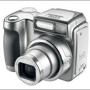 Kodak - EasyShare Z700 Digital Camera