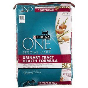 Purina One Special Care Urinary Tract Health Formula Cat