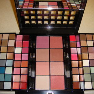 Sephora Blockbuster Palette - Collector's Edition (2007 Limited Edition)
