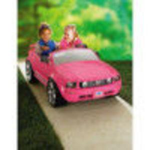 Fisher-Price Barbie Power Wheels Volkswagen Beetle