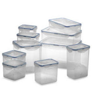 Lock and Lock Food Storage Containers