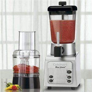 Cuisinart Smooth Operator Duet Blender and Food Processor