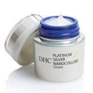 DHC Platinum/Silver Nanocolloid Serum and Cream