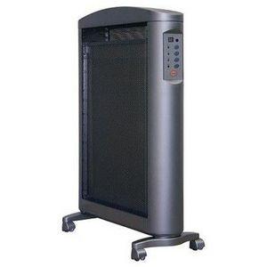 Soleus Portable Flat Panel Micathermic Electric Radiator Heater