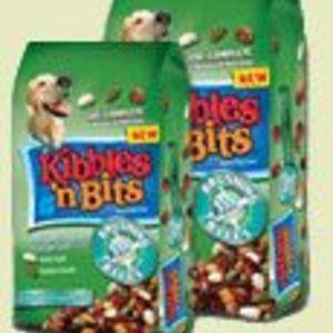 Kibbles & Bits Brushing Bites