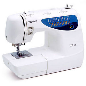Brother Mechanical Sewing Machine XR65T