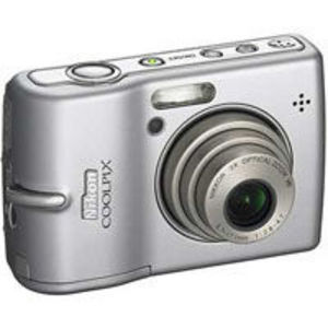 Nikon - Coolpix L12 Digital Camera