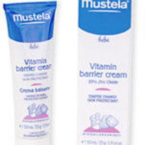 Mustela Bebe Vitamin Barrier Cream