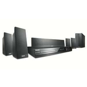 Philips - HTS3555 Home Theatre System