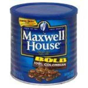 Maxwell House Colombian Supreme Coffee