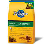 Pedigree Weight Maintenance Dry Food