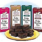 No Pudge Fudge Fat -Free Fudge Brownie Mix