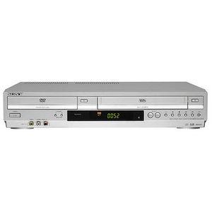 Sony - SLV-D370P VCR/DVD Player