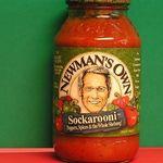 Newmans Own Sockarooni Sauce