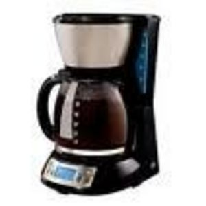 Durabrand 12-Cup Digital Coffeemaker