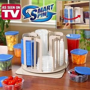 As Seen On Tv Smart Spin Storage System
