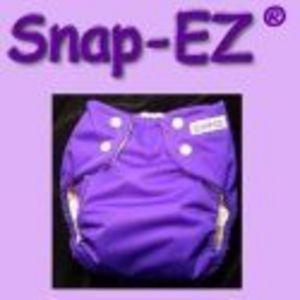 Snap-EZ Cloth Diapers