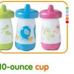 NUK BPA Free Graduates Sip and Smile Cup
