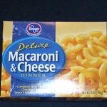 Kroger Deluxe Macaroni & Cheese Dinner