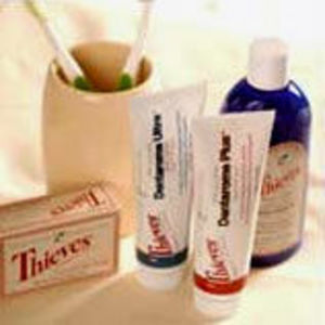 Ultra Products Thieves Dentarome Toothpaste with Xylitol Young Living Essential Oils