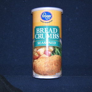 Kroger Seasoned Bread Crumbs
