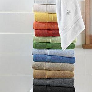 William Sonoma Signature Bath Towels (800 thread count)
