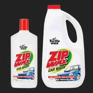 Turtle Wax - Zip Wax Car Wash