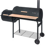 Char-Broil Silver Smoker, BBQ, & Grill