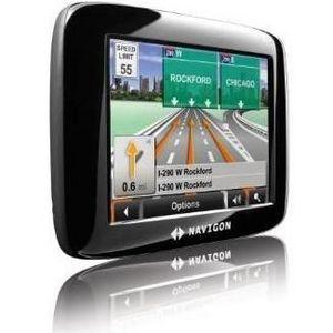 Navigon Max Portable GPS Navigator