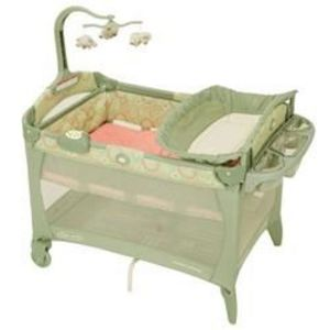 Graco Pack 'N Play Classic Playard with Bassinet