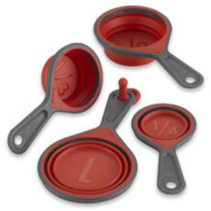 Sleek Stor Collapsible Measuring Cups