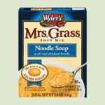 Wyler's   Mrs. Grass soup mix - Golden Flavor Nugget