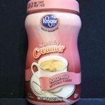 Kroger Amaretto Non Dairy Coffee Creamer