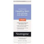 Neutrogena Healthy Skin Anti-Wrinkle Anti-Blemish Clear Skin Cream