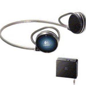 Logitech - FreePulse Wireless Headphones