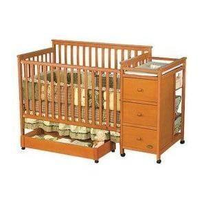 Simplicity for Children Milan Crib Changer Combo
